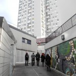 Visite quartier politique de la ville