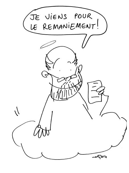 Remaniement