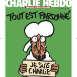 Une de Charile Hebdo du 14 janvier 2015.