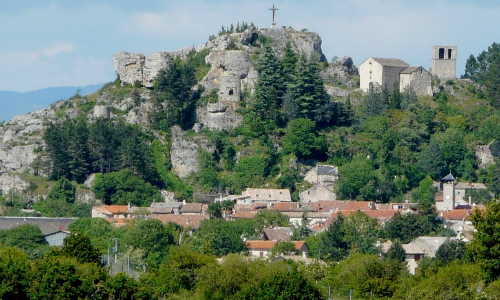 Le Roc Castel - Le Caylar