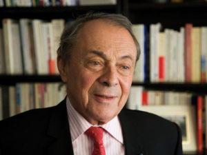 FRA. Michel ROCARD, former Prime Minister.