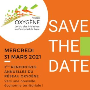 31 mars 2021 - Save the date